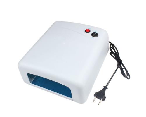 Лампа UV (УФ) для сушки ногтей 36W с таймером 120 секунд