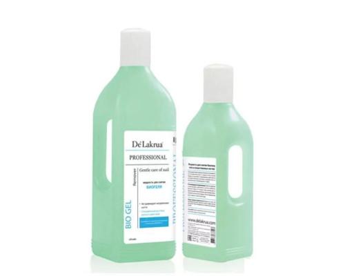 Жидкость De Lakrua Professional для снятия биогеля 500 мл