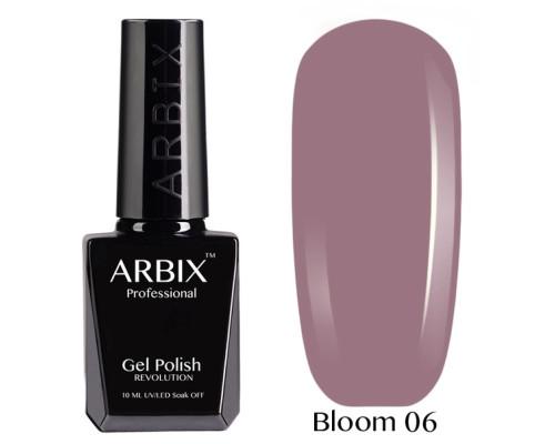 Гель-лак Arbix Bloom 06 Тёплый Вечер