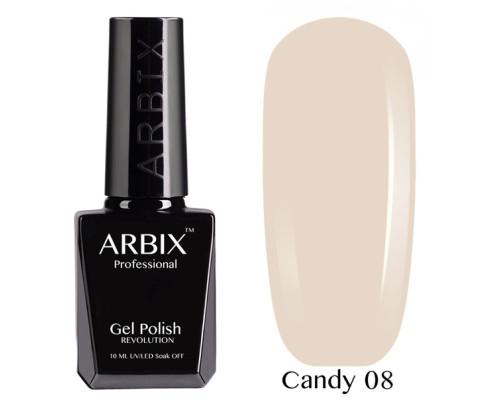 Гель-лак Arbix Candy 08 Богема