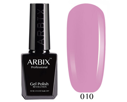 Гель-лак Arbix №010 Розовое Настроение