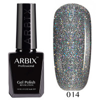 Гель-лак Arbix №014 Алмазное Сияние