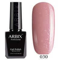 Гель-лак Arbix №030 Розовый Кварц