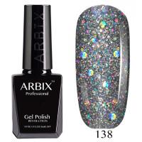 Гель-лак Arbix №138 Бриллиантовый Блеск