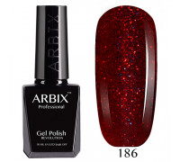 Гель-лак Arbix №186 Лесные Ягоды
