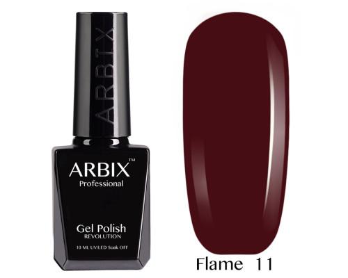 Гель-лак Arbix Flame 11 Акапелла