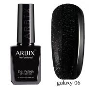 Гель-лак Arbix Galaxy 06 Чёрная Дыра