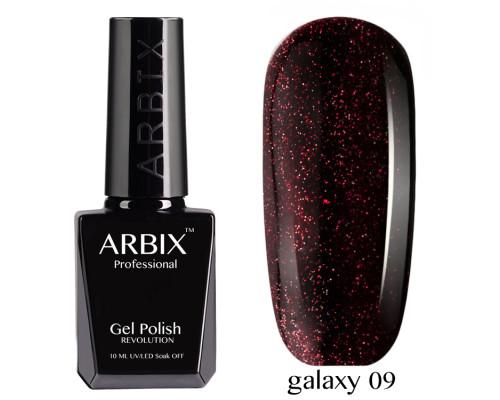 Гель-лак Arbix Galaxy 09 Орион