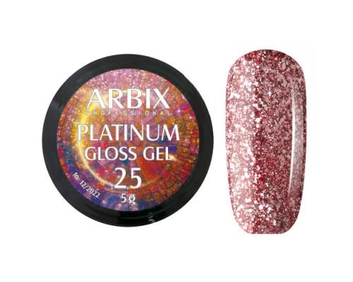 Гель Arbix Platinum Gloss Gel 25