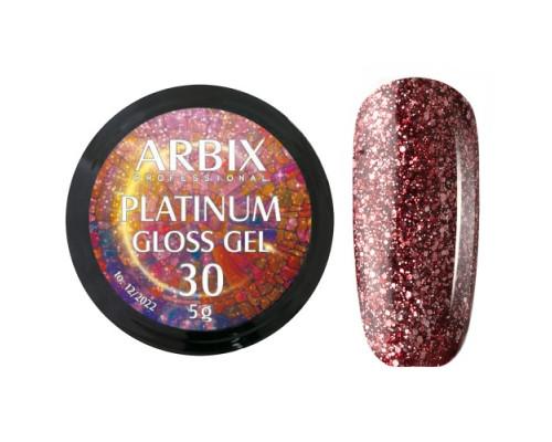 Гель Arbix Platinum Gloss Gel 30