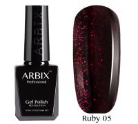 Гель-лак Arbix Ruby 05 Сказки Шахеризады