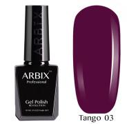 Гель-лак Arbix Tango 03 Мистерия