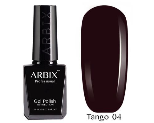 Гель-лак Arbix Tango 04 Королевская роскошь