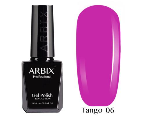 Гель-лак Arbix Tango 06 Искушение