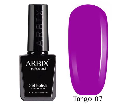 Гель-лак Arbix Tango 07 Бурный восторг