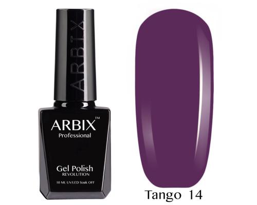 Гель-лак Arbix Tango 14 Вечерний марсель