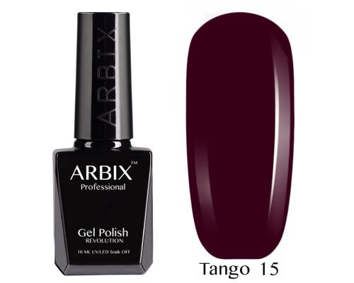 Гель-лак Arbix Tango 15 Восточная экзотика