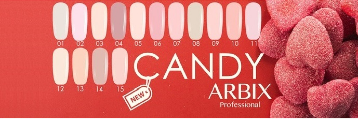 Новинка! Arbix Candy! Жми!