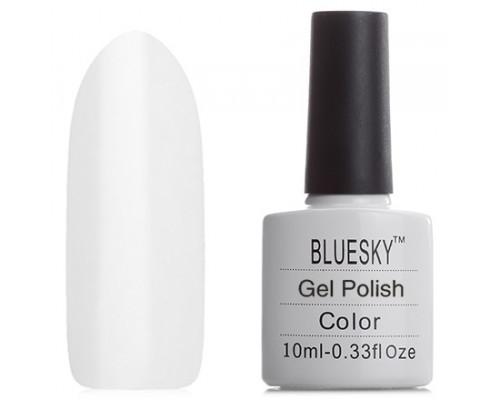 Гель-лак Bluesky Shellac 40501/80501(SE01) Cream Puff (Белый)