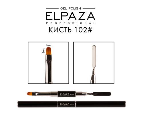 Кисть для моделирования Elpaza №102