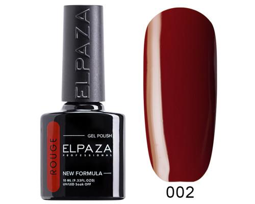 Гель-лак Elpaza 002 Rouge Амароне