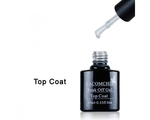 Верхнее покрытие (Топ) Lacomchir Top Coat 10 мл