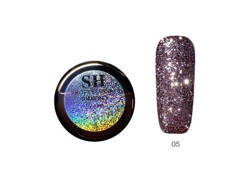 Гель-слюда Diamond Gel SH №5