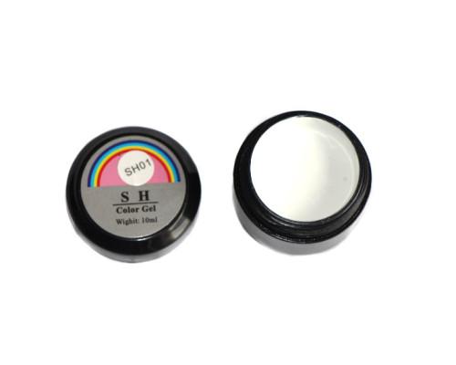 Гель-краска Color Gel SH 01