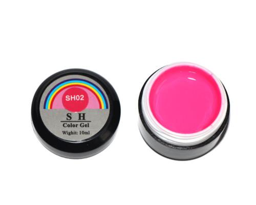 Гель-краска Color Gel SH 02