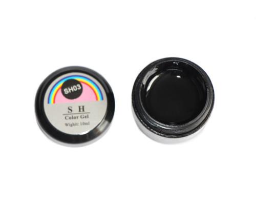 Гель-краска Color Gel SH 03