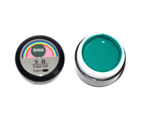 Гель-краска Color Gel SH 05