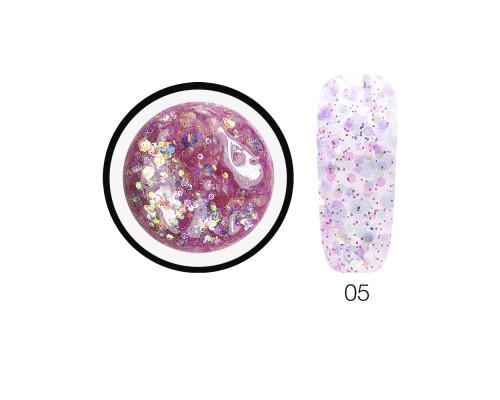 Гель-слюда SH Diamond Gel Opal 05