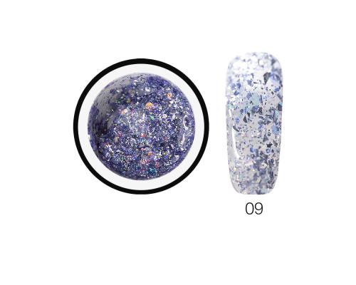 Гель-слюда SH Diamond Gel Opal 09