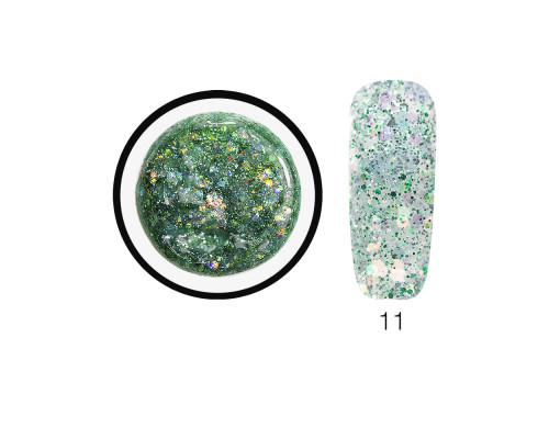 Гель-слюда SH Diamond Gel Opal 11