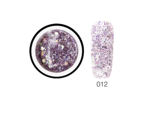 Гель-слюда SH Diamond Gel Opal 12