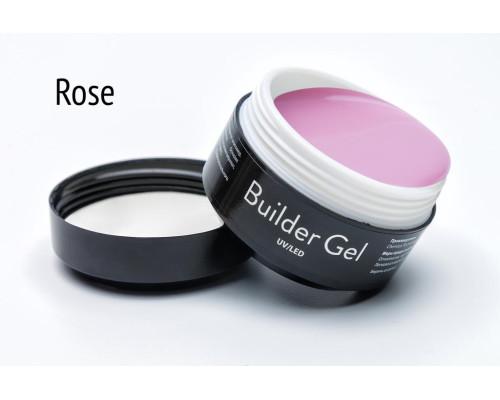 Моделирующий гель Builder Gel Elpaza 3 Rose