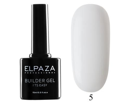Моделирующий гель Builder Gel it's easy Elpaza 05