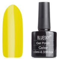Гель-лак Bluesky Neon N03 (Желтый)