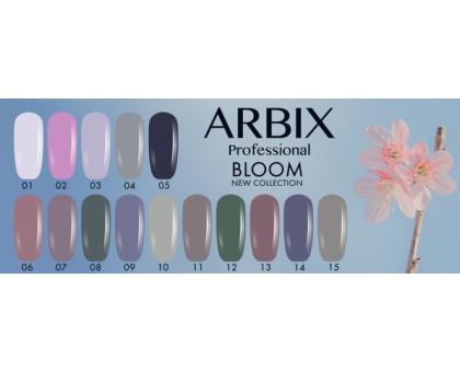 Новая серия Bloom гель-лаков Arbix!