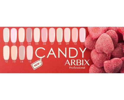 Новинка! Гель-лаки Arbix серия Candy!
