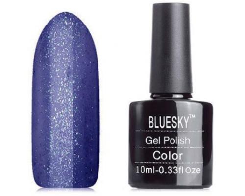 Гель-лак Bluesky Shellac A05 (Сине-фиолетовый)