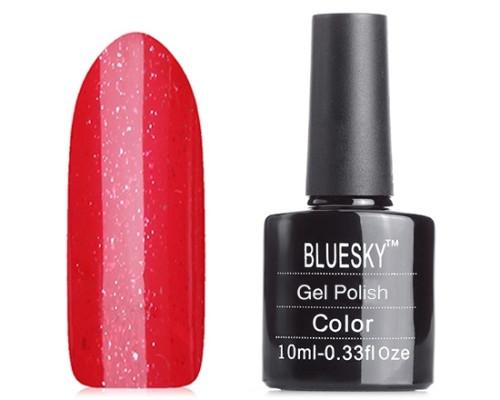 Гель-лак Bluesky Shellac A01 (Ярко-красный)