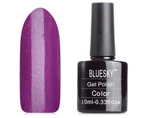 Гель-лак Bluesky Shellac A03 (Баклажаново-фиолетовый)