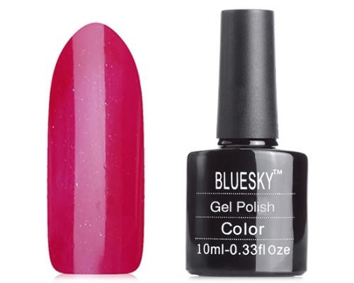 Гель-лак Bluesky Shellac A11 (Малиново-красный)