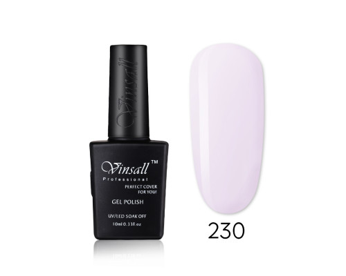Гель-лак Vinsall Cover Pink №230