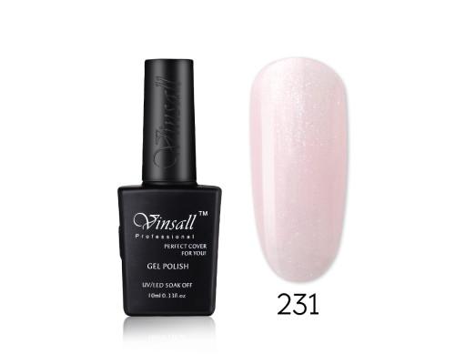 Гель-лак Vinsall Cover Pink №231