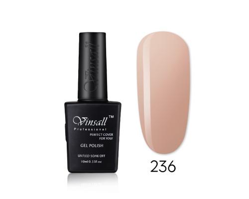 Гель-лак Vinsall Cover Pink №236