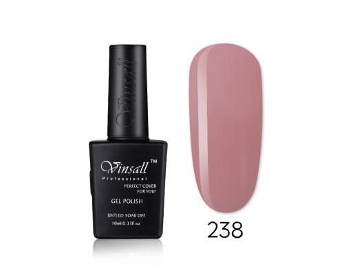 Гель-лак Vinsall Cover Pink №238