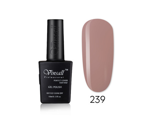 Гель-лак Vinsall Cover Pink №239