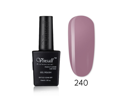 Гель-лак Vinsall Cover Pink №240
